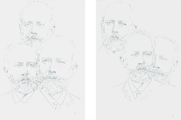 Peter Tchaikovsky, by Konstanze Sailer, at akg-images